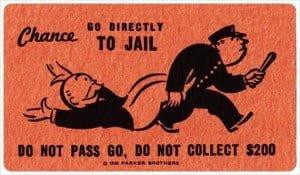 MonopolyJailCard