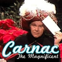 Carnac the magnificent-fights nyc parking tickets