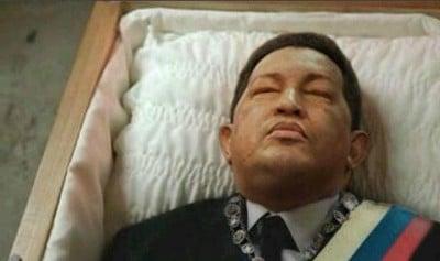 Hugo Chavez Is Dead