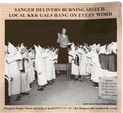margaret-sanger-and-kkk