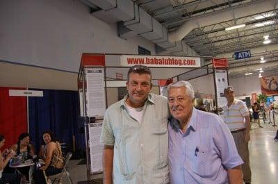 Val with Armando Basulto