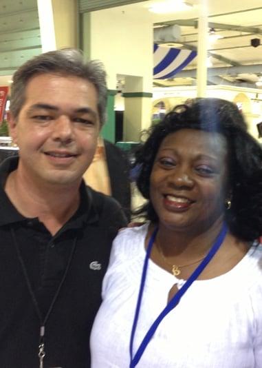 Alberto and Berta Soler