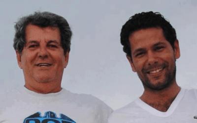 Oswaldo Paya and Harold Cepero
