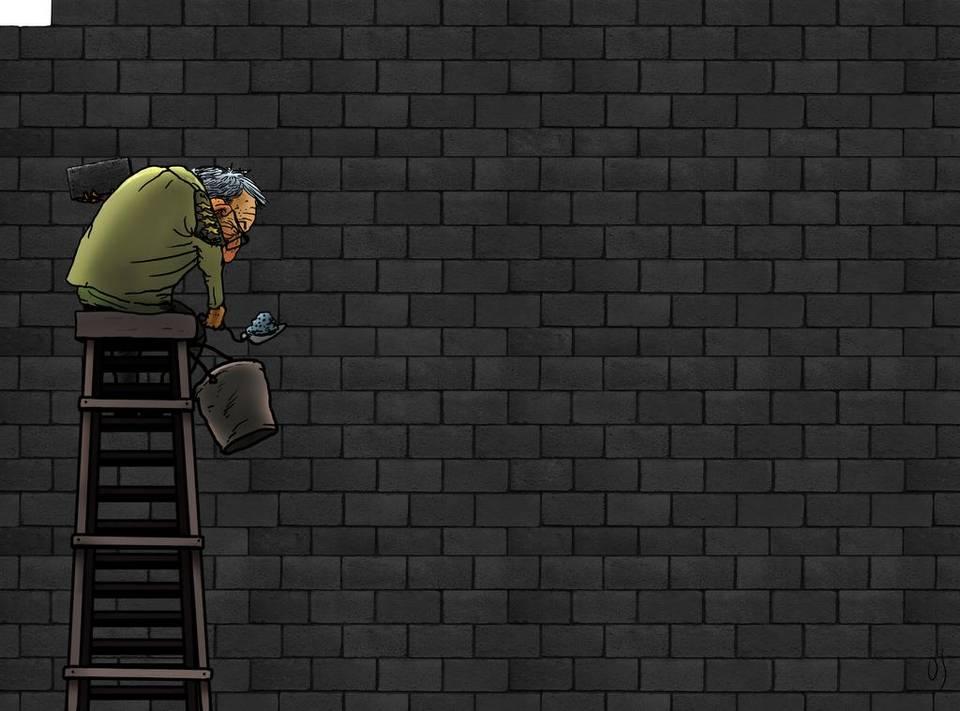 raul castros wall santana enh