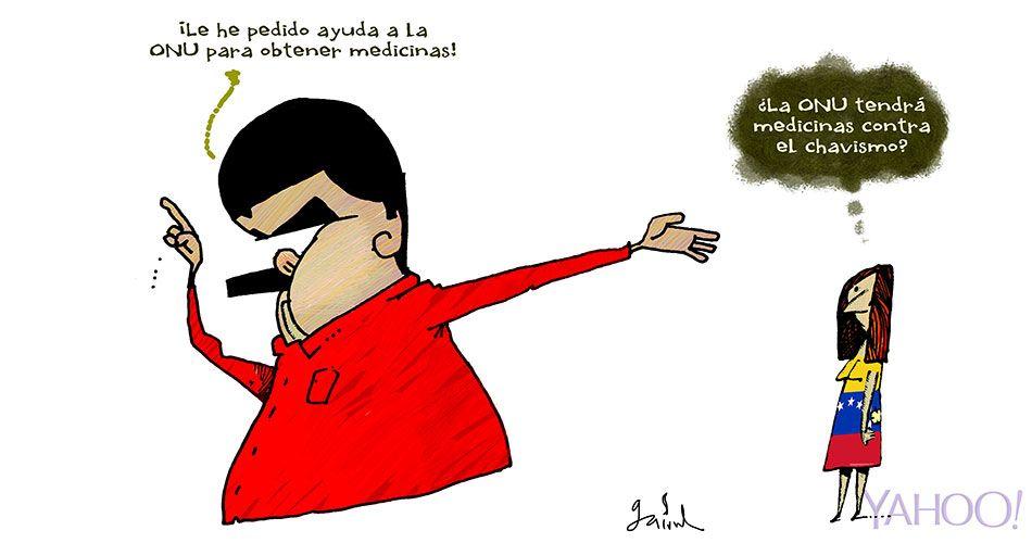 antidote for chavismo garrincha yahoo