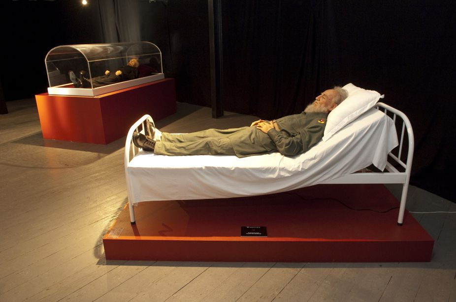 dead fidel hong kong art basel